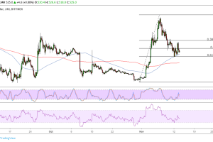 Bitcoin Cash (BCH) Price Analysis: Support Holding Ahead of Hard Fork