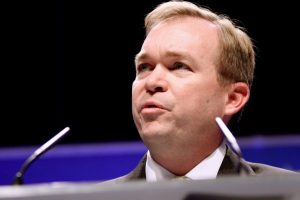 Pro-Bitcoin Mick Mulvaney Joins Donald Trump's Cabinet as Acting Chief of Staff