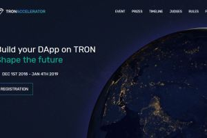 Tron (TRX) Announces Accelerator Plan For DApp Creation With $1 Million in Prizes