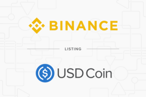 Binance Adds USD Coin (USDC) to its Combined Stablecoin Market (USDⓈ)