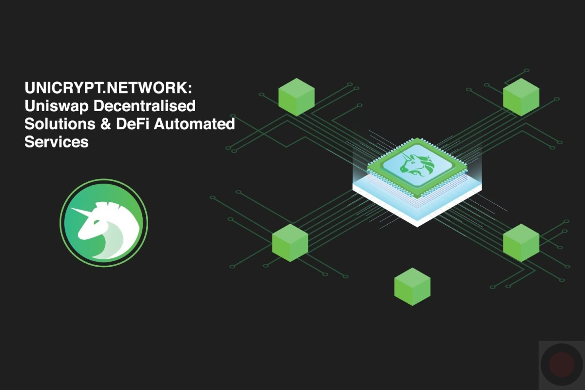 Unicrypt Network : Decentralisation is Trust, Automation is scalability