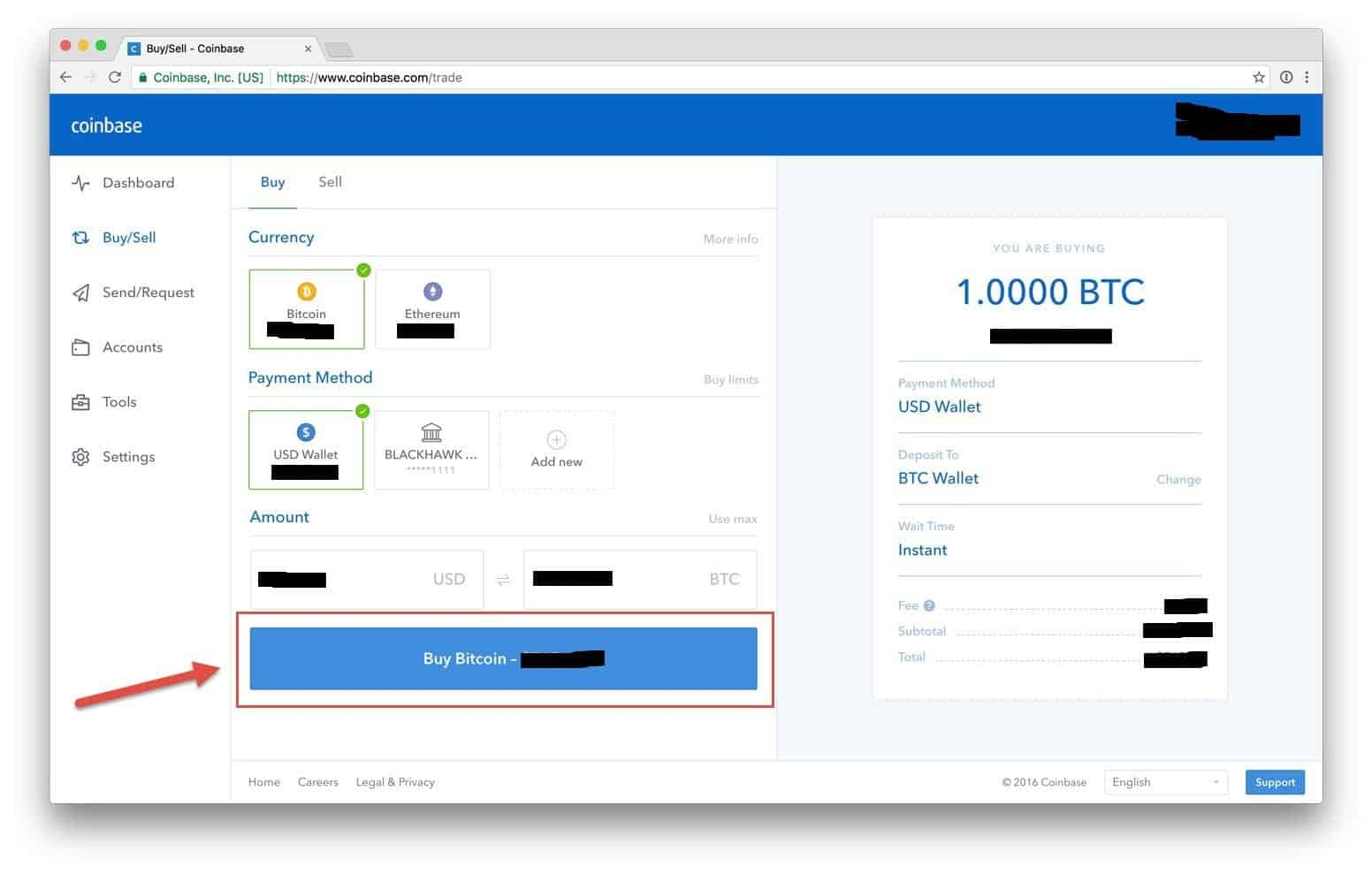 Do I Pay Taxes Bittrex Coinbase Only 15000 A Week Withdrawal