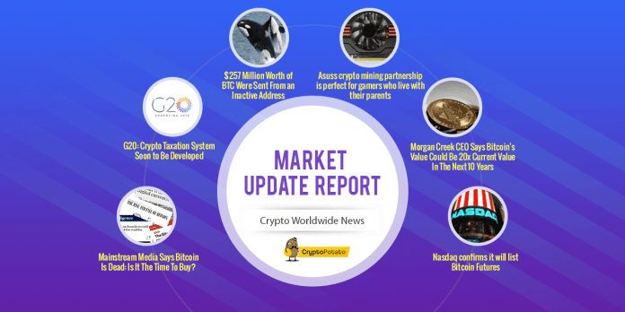 Crypto Market Update Dec.4: Ready for the next episode after a calm week