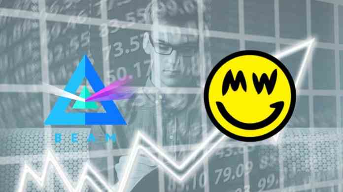 Is Binance – US Clash The Reason Why The Anonymous Beam & Grin Gained Over 80% This Week?