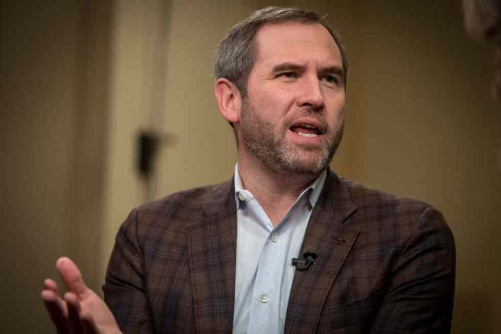 Ripple CEO Brad Garlinghouse. Source: Fortune