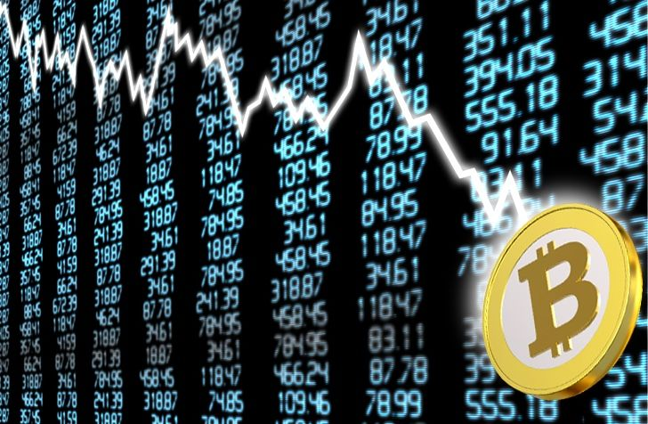 bitcoin collapsed