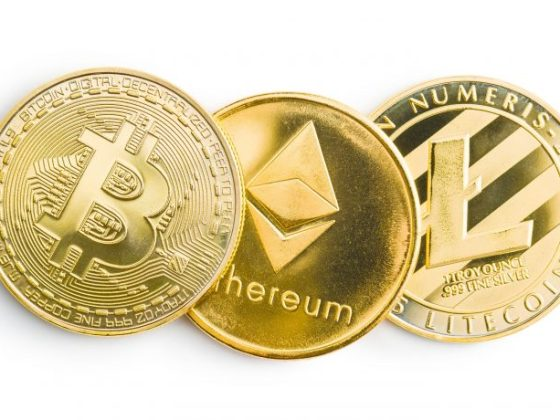 Bitcoin (BTC), IOTA (MIOTA) and Ethereum (ETH)