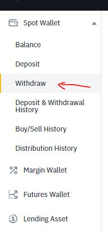 withdraw Naira from binance