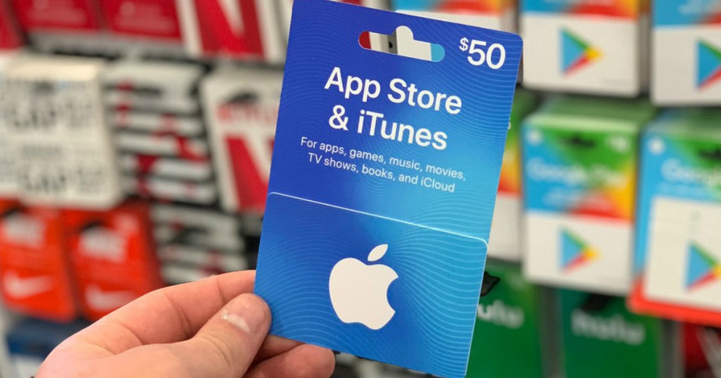 $50 Itunes Card In Nigeria