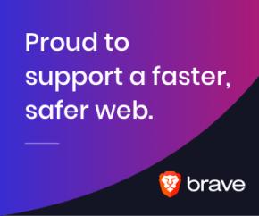 Brave Browser Square Banner
