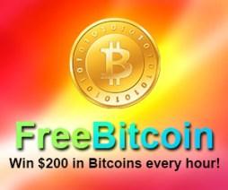 FreeBitcoin Banner
