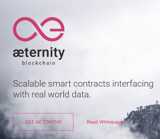 Aeternity: Fast, private smart contracts, an oracle machine & truly decentralized mining