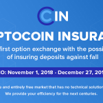 5 Reasons to invest in CRYPTOCOIN INSURANCE