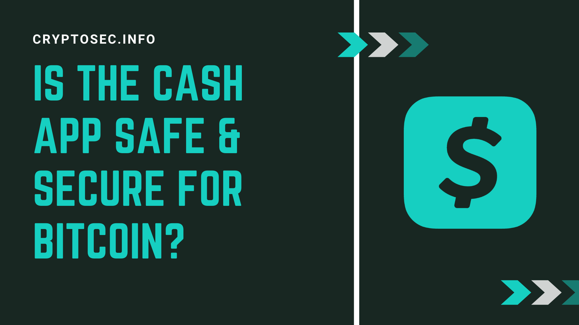 Is Cash App Safe For Buying Storing Bitcoin Cryptosec