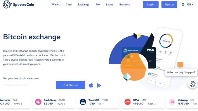 SpectroCoin Review: All-in-One Crypto Exchange Pros and Cons