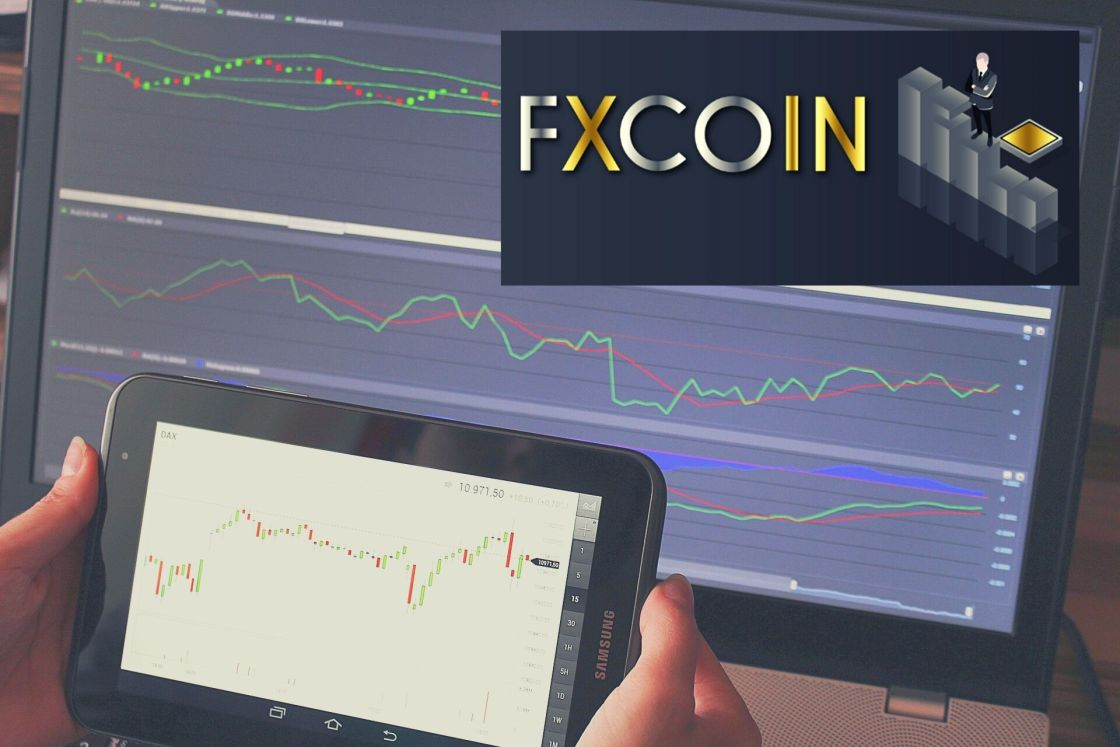 FxCoin project - trading