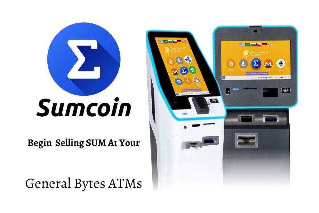 General Bytes ATM