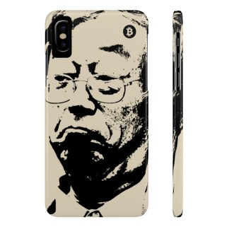 Nakamoto Case Mate - Slim Phone Case