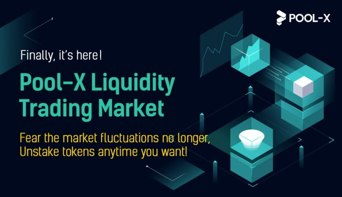 Pool X-Staking and Trading Platform