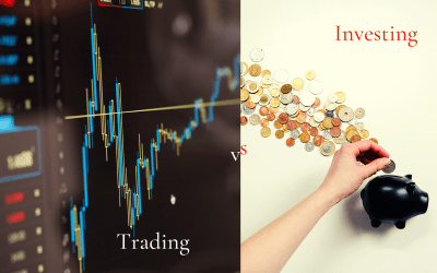 What is The Difference Between Crypto Trading and Investing?