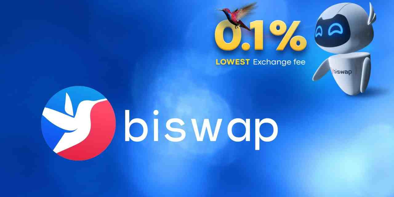 BiSwap exchange review: the lowest fee DEX on BSC with multiple earning opportunities
