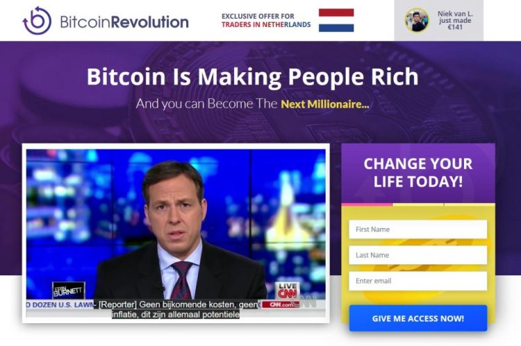 Bitcoin Revolution ervaringen