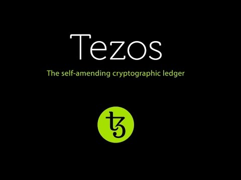 What is Tezos?