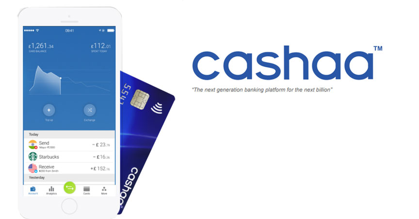 What is Cashaa?