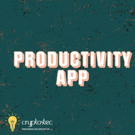 Productivity App 101: Best Productivity Tools