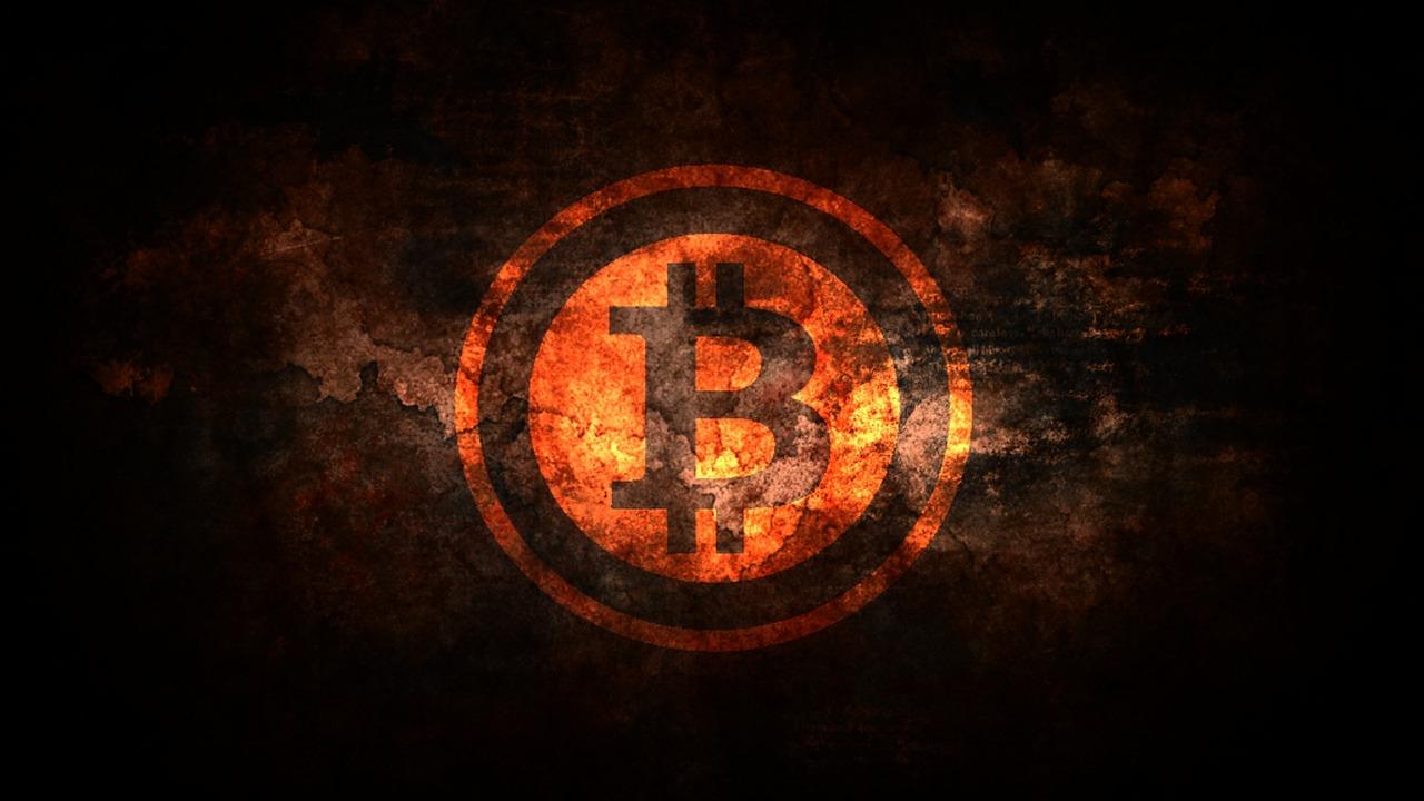 Bitcoin Kurs Prognose brennender Bitcoin