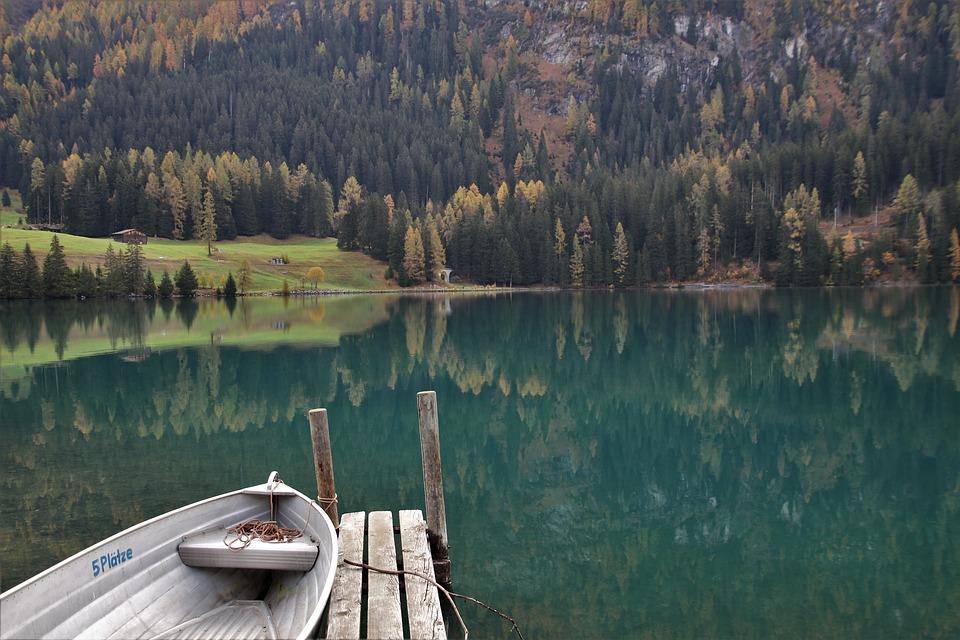 Davos Switzerland Lake