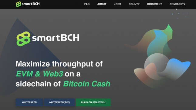 The Power of Ethereum Coupled With Bitcoin Cash: Smartbch Sidechain Testnet Is Now Public