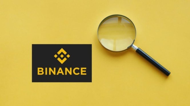 Binance биржа расследование