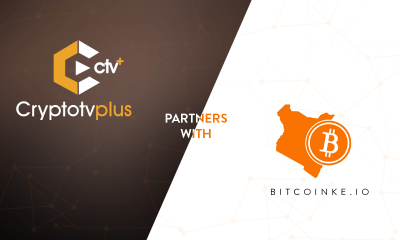 Cryptotvplus and BitcoinKE - Cryptotvplus partners with BitcoinKE
