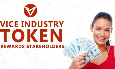 vice industry token to reward stakeholders in Industry