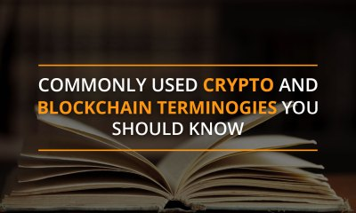 commonly used crypto and blockchain terminologies you should know
