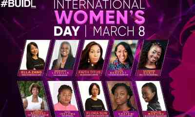 Africa Buidl Club Celebrates Women In Blockchain On International Women's Day