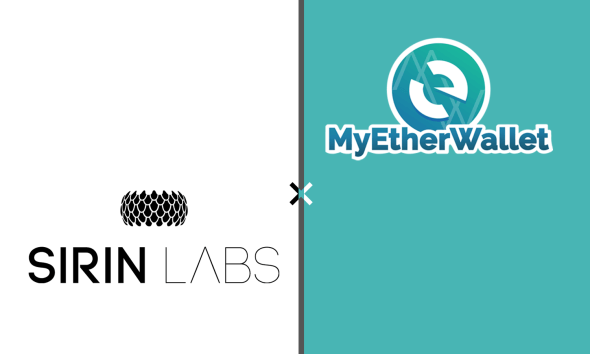 sirin labs ans myetherwallet partners to increase outreach of blockchain smartphones