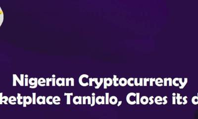 Nigerian Cryptocurrency market place closes its doors citing difficulty in business operation as primary reason for shutting down