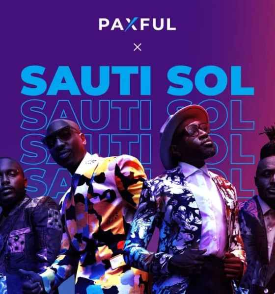 Paxful Partners with Award Winning Band Sauti Sol to Promote Cryptocurrency in Kenya (Cryptotvplus)