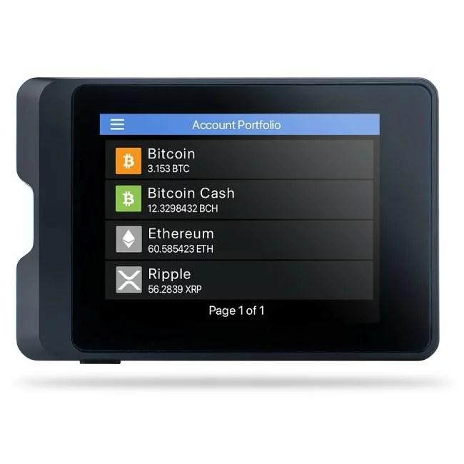 SexuX Stone W10 Hardware Wallet Buy Online