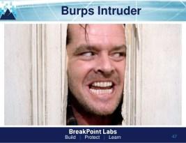 Примеры настройки Burp Intruder для автоматического анализа ответов веб сервера.