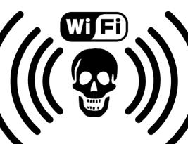 Как перехватить данные через WIFI сеть.