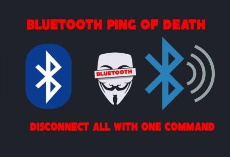 как устроить DDoS атаку на Bluetooth