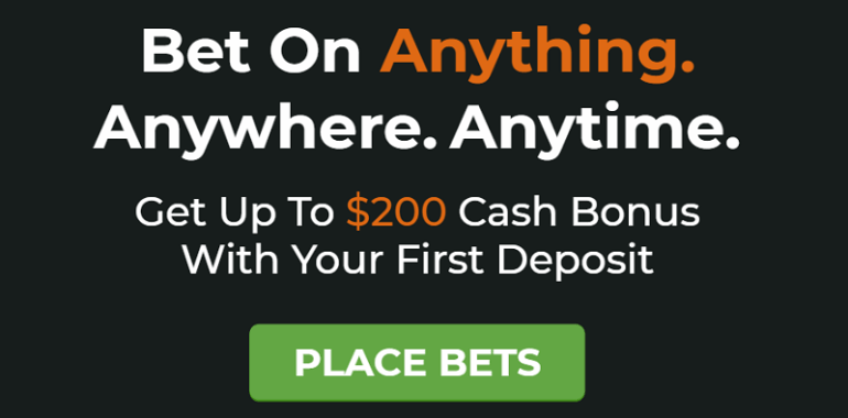 MyBookie Join Page