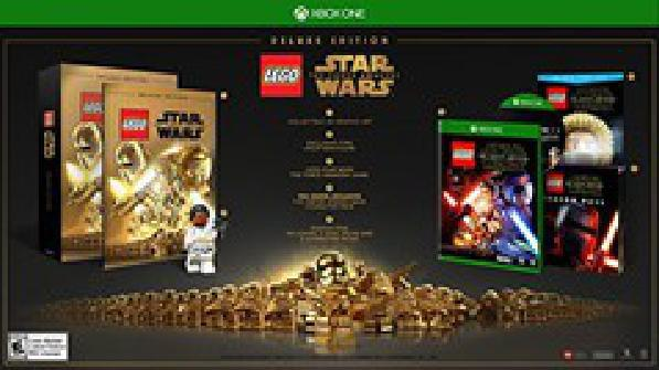 Lego Star Wars The Force Awakens Deluxe Edition Video