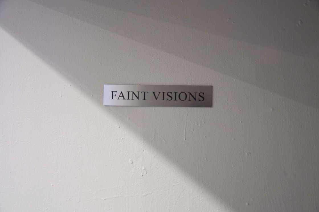 Faint Visions Door Crystal Dyer
