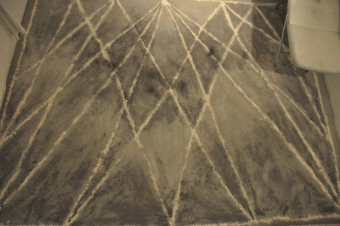 Self Hypnosis Floor Drawing 10