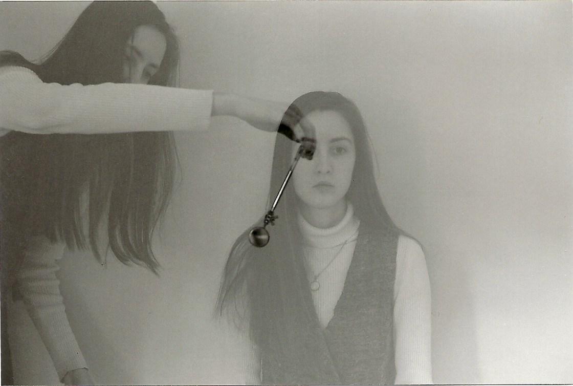 Hypnosis mirror