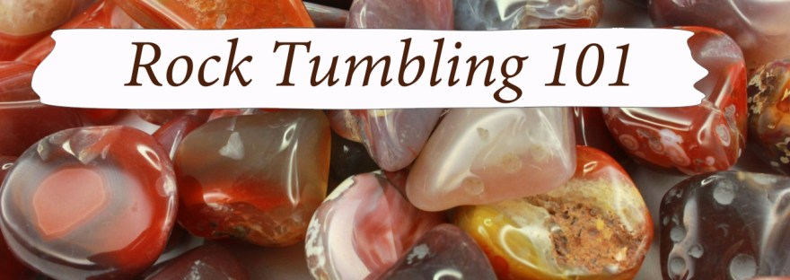 rock tumbling online course